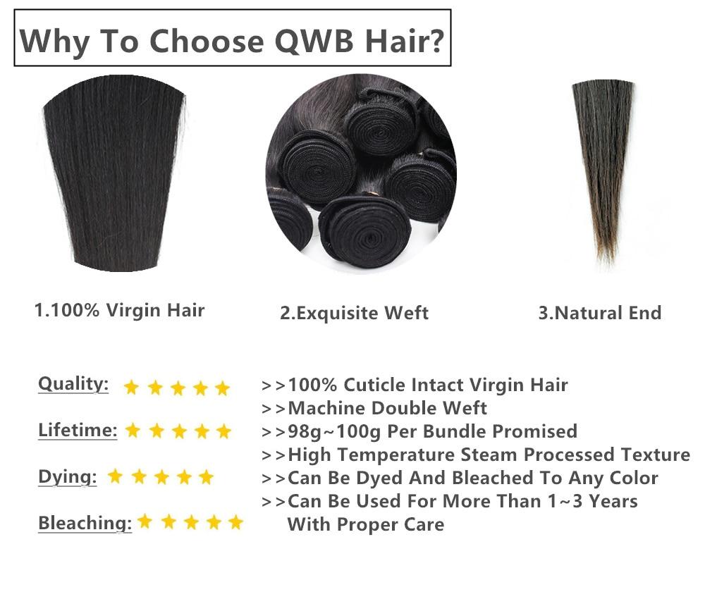 why to choose QWB hair