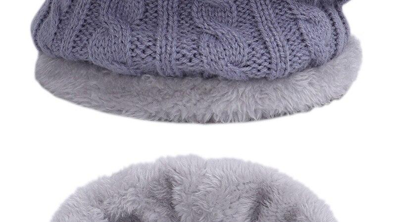 Круглый зимний шарф, детские милые вязаные шарфы, детские вязаные толстые бархатные кольца, мягкий теплый шейный платок для малышей из хлопка