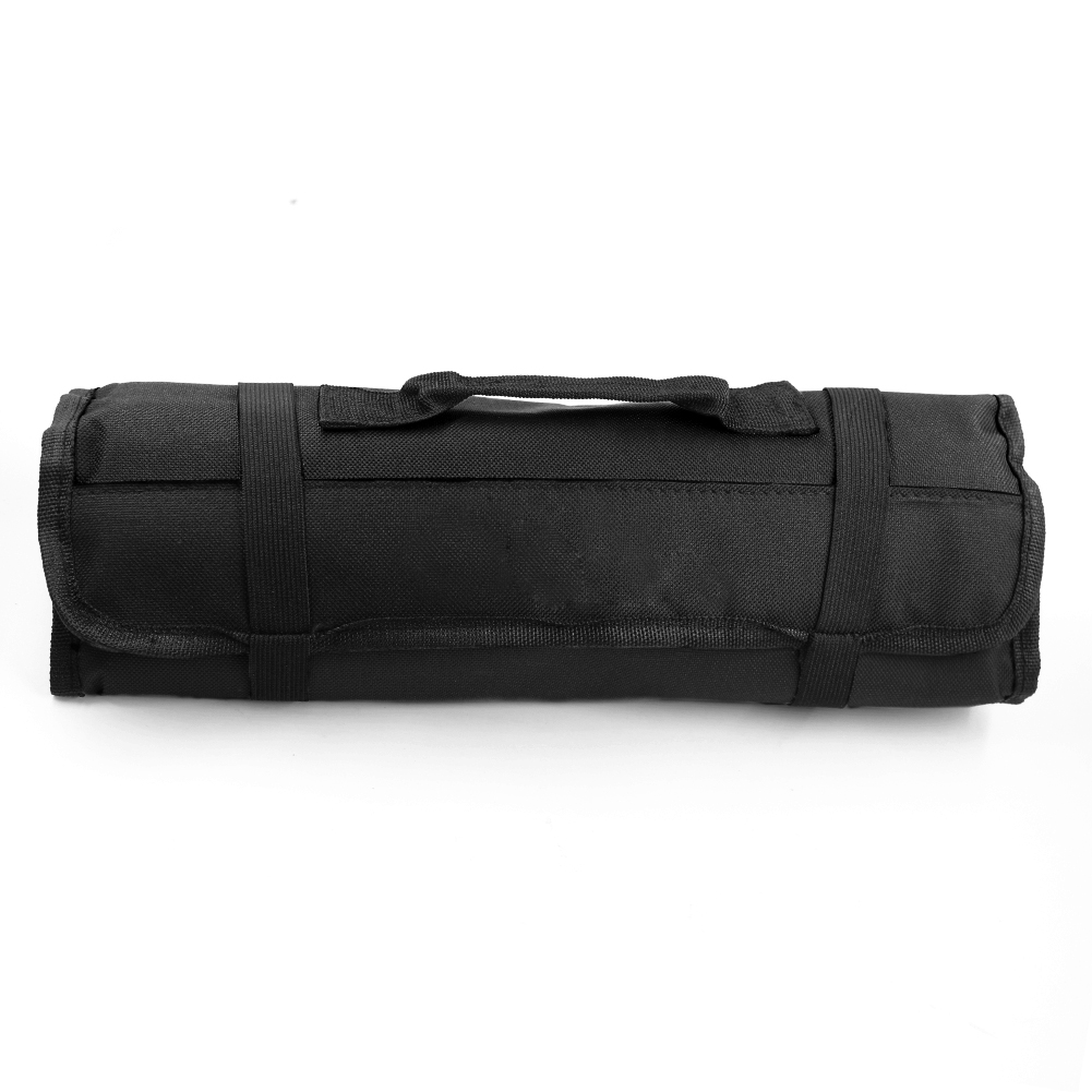 Multifunction Tool Bags Practical Carrying Handles Oxford Canvas Chisel Roll Bags For Tool New Instrument Case