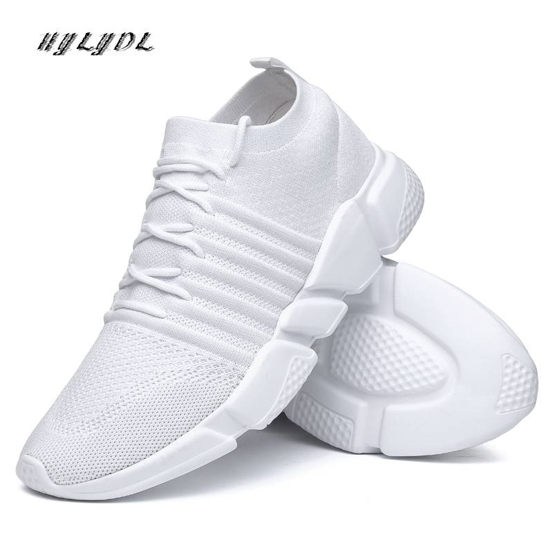 Men Shoes Casual Super Breathable Air Mesh Sneakers Men Running Shoes Outdoor Training Sports Tenis Shoes Zapatos Hombre SIze 48
