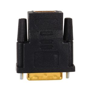 Image 5 - DVI 24+1 Convert Gold Plated Male to HDMI Female 1080P HDTV Adapter Converter