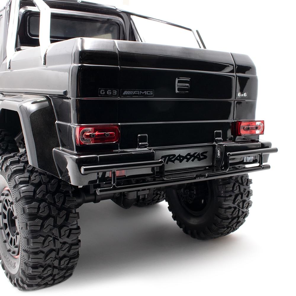 aluminum rear bumper for TRAXXAS TRX-6 MERCEDES-BENZ G-63 6X6 rc parts