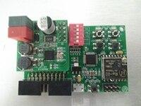 Conjunto de desenvolvimento knx  placa de desenvolvimento do módulo stm32 de knx