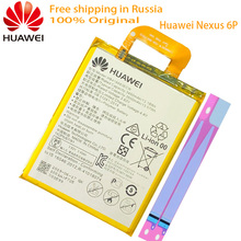 Hua Wei HB416683ECW Original Replacement Phone Battery For Huawei Nexus 6P H1511 H1512 Rechargeable Li-ion battery 3450mAh hua wei hb386589cw original replacement phone battery for huawei p10 plus rechargeable li ion battery 3650mah free tools