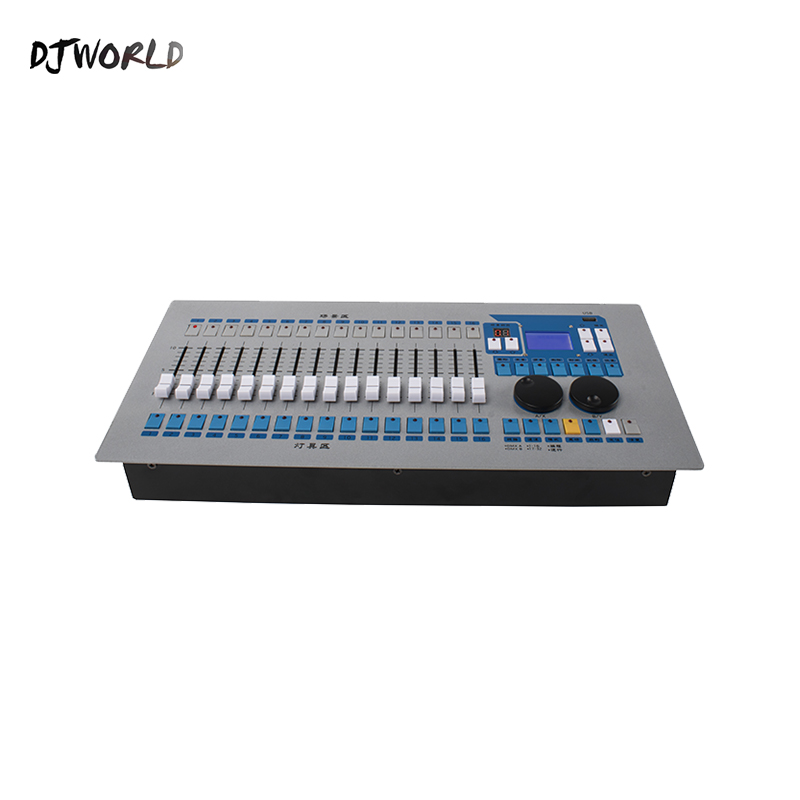 Djworld  DMX Console 768 DMX512 Professional Equipment DJ Controller Stage Effect Lighing  For LED Par Moving Head Light