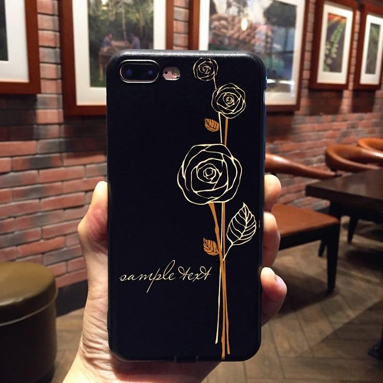 65黑底玫瑰
