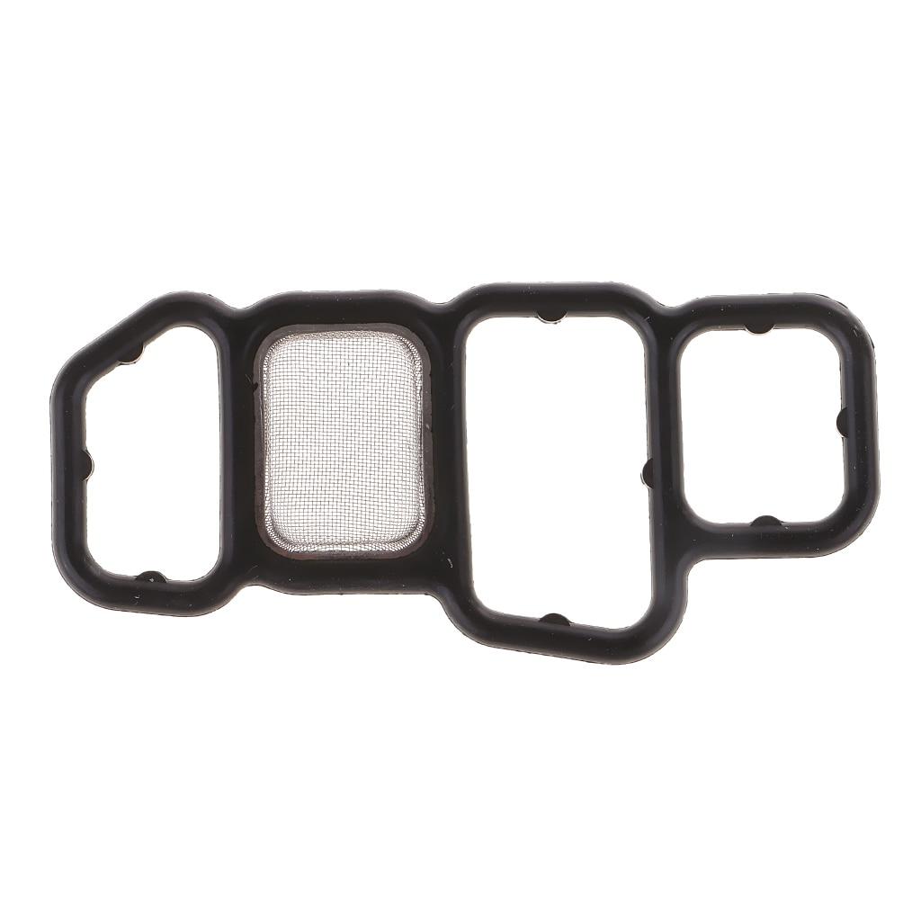Solenoid Gasket Spool Valve Filter For Honda Civic VTEC 06 14 15826 RNA A01|Valves & Parts| |  - title=