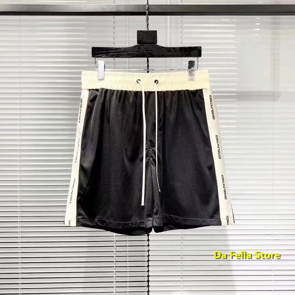2020SS Daniel Patrick Shorts Hip Hop Justin Bieber Board  Shorts High Quality Stripe Daniel Patrick Beach  Shorts DP Breechcloth