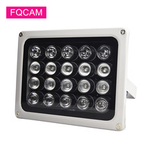 AC 220V CCTV LEDS 20PCS IR Light CCTV Fill Leds Illuminator Infrared Lamp IP66 850nm Waterproof Night Vision for CCTV camera