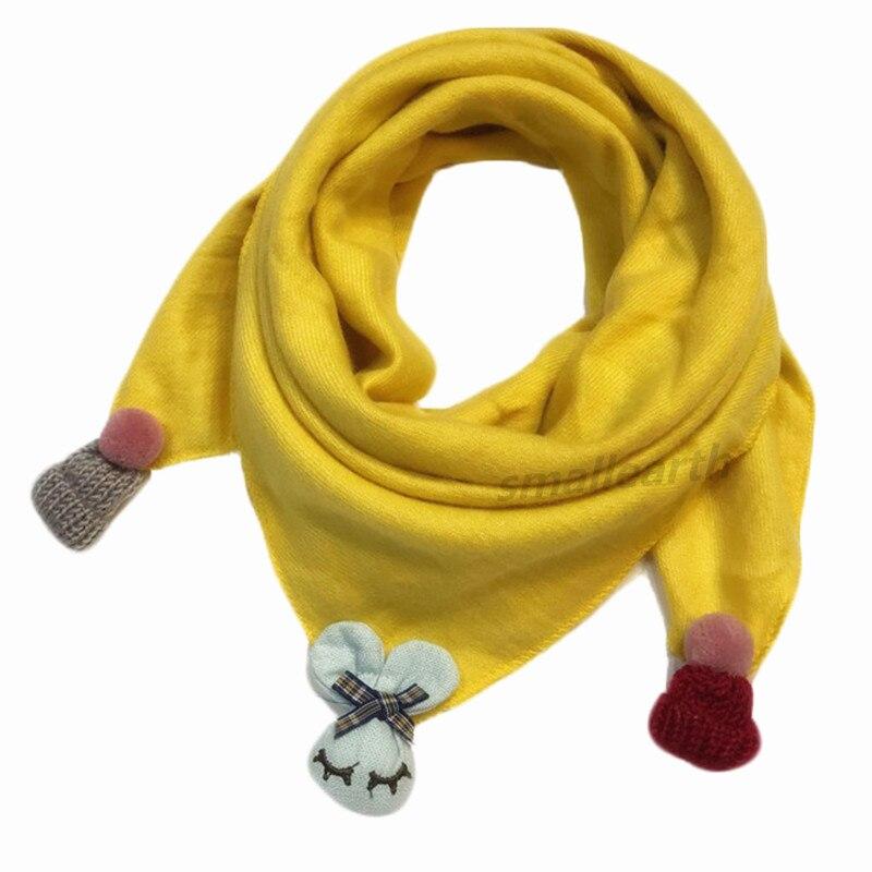 Весенние клетчатые треугольные шарфы в горошек для маленьких девочек; осенне-зимняя шаль для мальчиков и девочек; Детские хлопковые воротники; теплый детский шейный платок - Цвет: D8