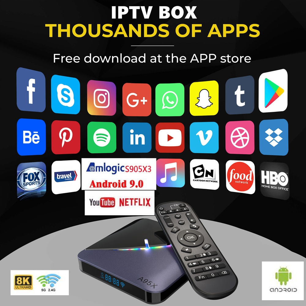A95x F3 Air Android Tv Box Smart Tv Box Amlogic S905x3 Android9 0 Tv Box 8k Rgb Light Media Player 4k Netflix No Channel Include Set Top Boxes Aliexpress