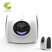 رائجة البيع الرعاية الصحية الطبية المحمولة الكهربائية 6L آلة الأكسجين/مُكثّف أوكسجين