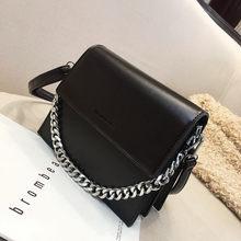casual women's shoulder Crossbody bag female handbag Black feminina girl bags Fashion Pu leather Women Messenger bags