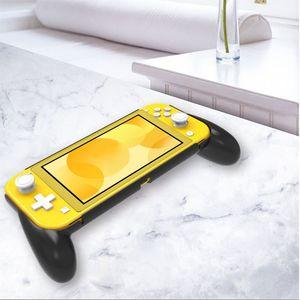 Image 5 - Przenośny ręczny futerał ochronny odporny na zarysowania twardy pokrowiec z ABS Protector na przełącznik do nintendo Lite uchwyt uchwyt Grip Gaming