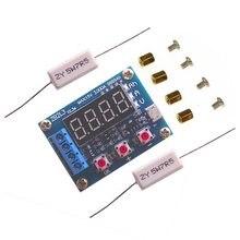 Zb2l3 capacidade de bateria acidificada ao chumbo de íon de lítio 1.2-12v tester, verificador de descarga, analisador, ferramenta de teste, entrega rápida