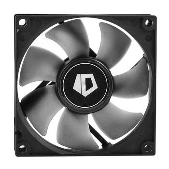 NO-8025-SD 80mm Small PC Case Cooling Fan Heat Sink DC 12V 3Pin Desktop Computer Chassis Cooler Computer Accessories image
