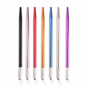 Профессиональная Перманентная татуировка бровей ручная ручка Microbladinge машинка для заточки карандашей инструменты для макияжа