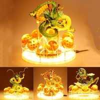 Dragon Ball lampe Shenlong Figurine d'action Shenron Dragon Ball Super Goku Led veilleuse Shenlong Anime Figurine Collection cadeau