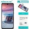 Per Huawei Compagno di 30 20 X P30 P20 Lite Protezione Dello Schermo di Vetro Nillkin 9H di Sicurezza di Protezione In Vetro Temperato per huawei Honor 20 Pro