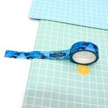 2шт/лот творческая фантазия наклейки скрапбукинга Подгонянный рук творческий декоративные ленты бумаги д13