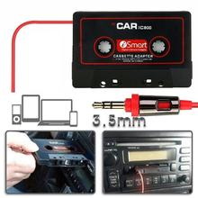 Adapter Player Cassette iPod-Plug Converter Mp3-Jack-Cable iPhone for AUX CD W6D9 Newest