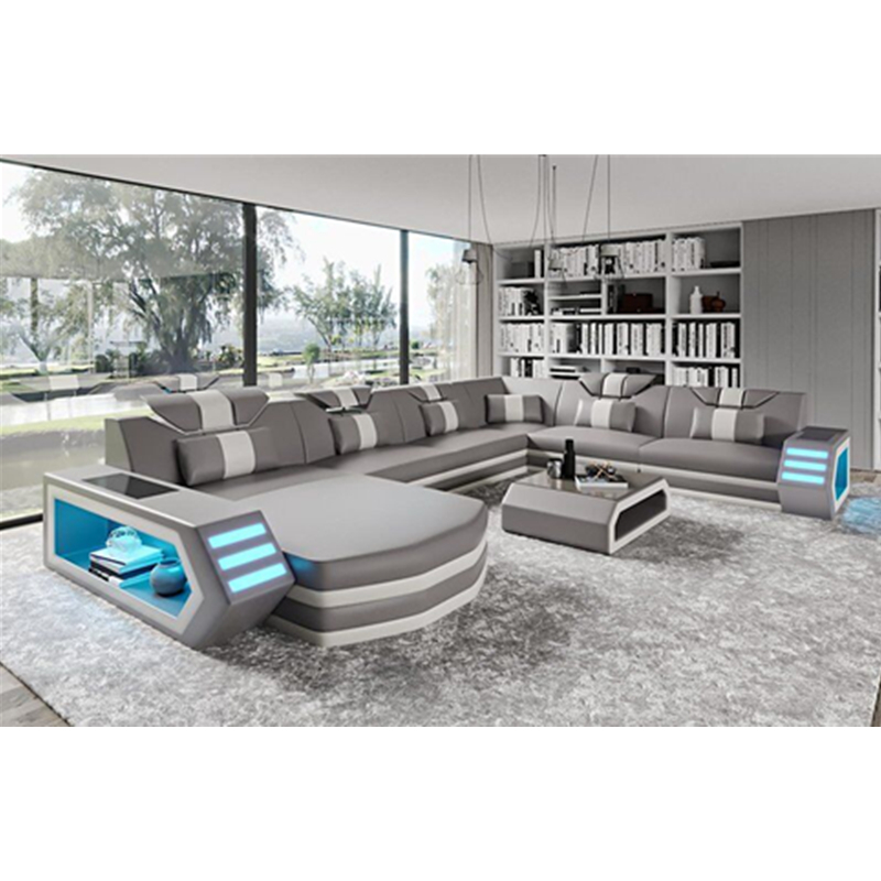new arrival luxury design leather sofa living room sofas 1