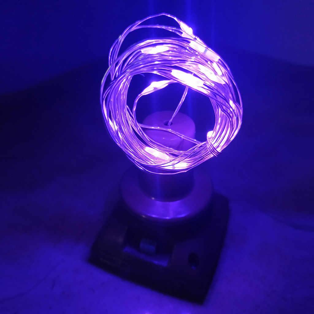 1 Cái Tự Làm Sáng Sơn Sao Chúc Bình Năng Lượng Mặt Trời Nút Chai Hình Đèn LED Đầy Sao Sáng Rượu Đèn Phát Sáng trang Trí Trang Sức Giọt