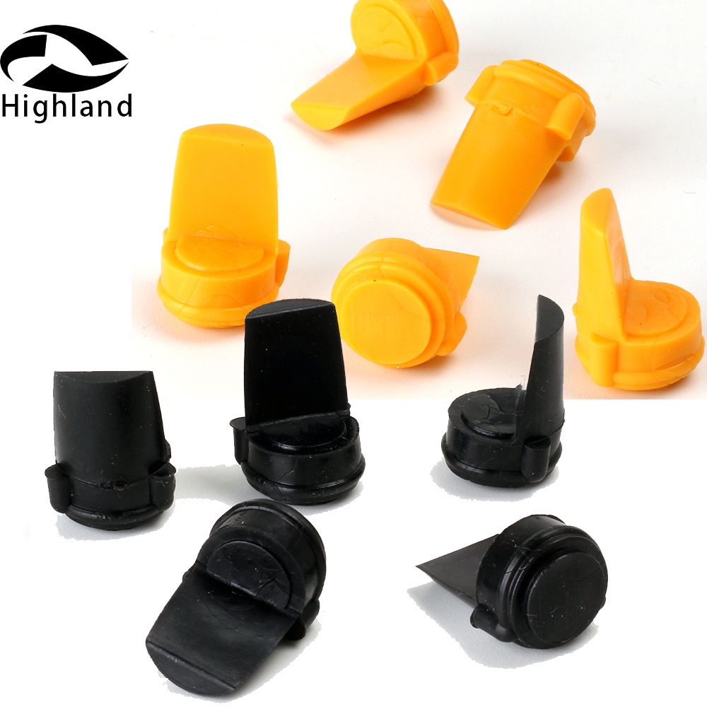 10Pcs Tactical Hunting Accessories Rubber Accu-Wedge Receiver Buffer for AR 15 M16 223/556 image