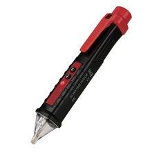 VD802 détecteur de tension numérique 12-1000V AC / DC pas de stylo de Contact Portable Volt compteur de courant stylo de Test électrique