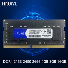 Memory DDR4 19200S SO-DIMM 2133-Mhz Notebook Laptop 2666MHZ 2400 16GB HRUIYL 260pin PC4
