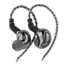 BLON BL 01 BL01 10MM Bioloical Fiber Diaphragm In Ear Earphone HIFI DJ Sport  Earbuds Earphones 2 Pin Cable BLON BL03 BL05 BL05S