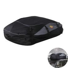 105x90x45 см Автомобильная сумка на крышу, Чехол для багажа, водонепроницаемая грузовая багажная стойка для автомобилей с багажником на крышу