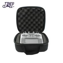 JMT Bolsa de almacenamiento Universal portátil para Jumper T16 Pro, para FrSky X9D, Radiolink AT9S AT10, Flysky, WFLY, Radio Control, TX16S