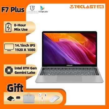 """Teclast F7 Plus Laptop 14.1"""" Intel Gemini Lake N4100 12GB RAM 256GB SSD full HD 1920 x 1080 Windows 10 Backlit Keyboard Notebook 1"""