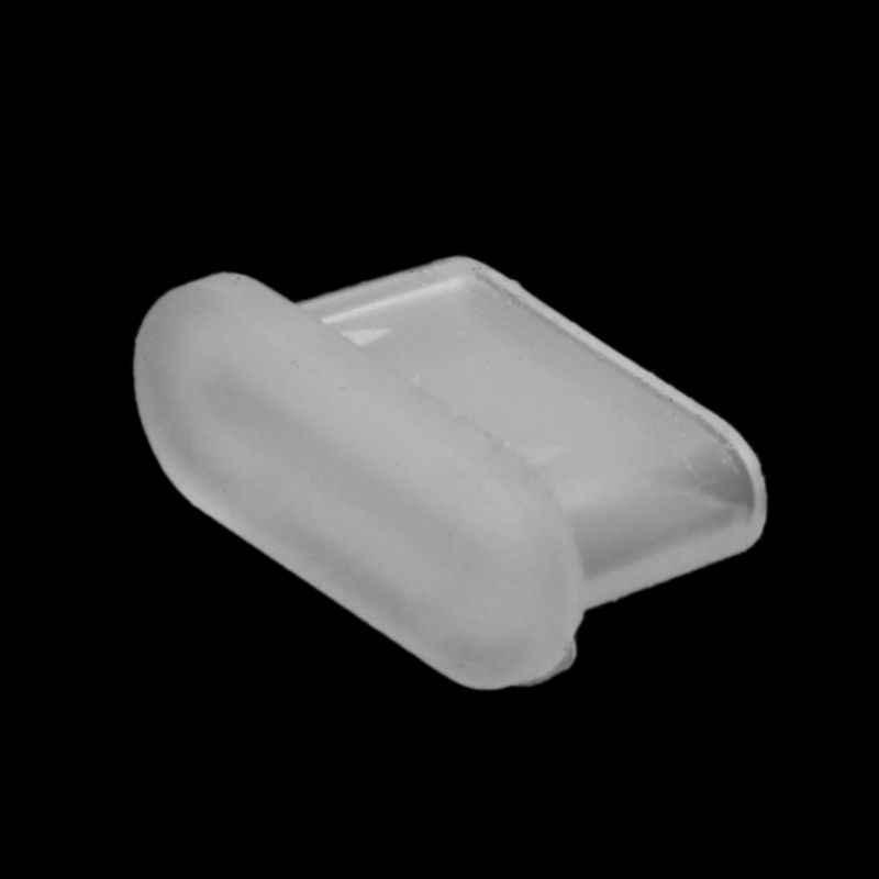 5PCS Tipe-C Debu Plug USB Pengisian Port Pelindung Silicone Cover UNTUK Samsung Huawei Aksesoris Ponsel Pintar X6HB