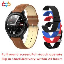 L9 ECG PPG Smart Watch Men Band Sports Heart Rate Bluetooth