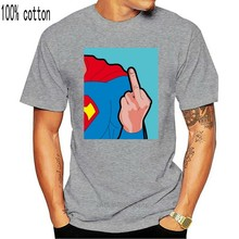 Super Man Pop Art Tee Retro Vintage Hipster Daily Mail Comic T-Shirt Tumblr Top Vintage Tee Shirt