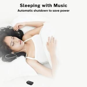Image 5 - Deelife Correndo MP3 Jogar Com fone de ouvido Bluetooth Esporte Clipe Braçadeira 8GB MP 3 Jogadores de Música de Alta Fidelidade de Rádio Mini para Esportes