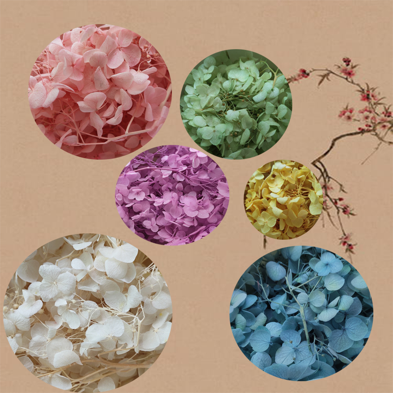DIY Petals Flower Material Accessories Jewery Filling Jewelry Findings Jewelry Making