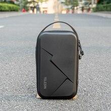 TELESIN 収納移動プロヒーロー 8 防水アクションカメラの Gopro アクセサリー用キャリングケース