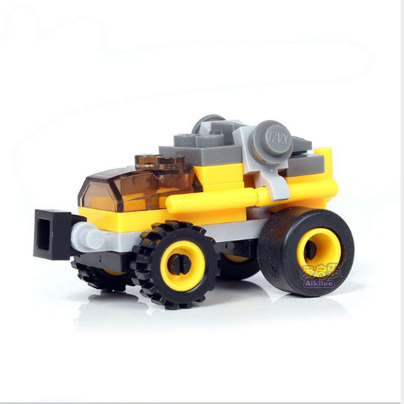 Building Block Toy Assembly Legood Compatible Small Toy Assembly Wholesale Wisdom Children's Birthday Christmas Gift