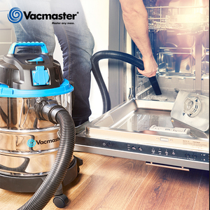 Image 4 - Vacmaster 3 in 1 Vacuum Cleaner, Wet/Dry/Blow, Multifucional Vacuums For House Garden Garage, 18000PA, 20L Stainless Steel Tank