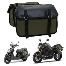 motorcycle tail bags rear back seat bags travel luggage motorcycles helmet bags motorbike scooter rider with shoulder strap New Waterproof Motorcycle Tail Bag Multi-functional Durable Rear Motorcycle Seat Bag High Capacity  Rider Saddlebag Luggage Bags