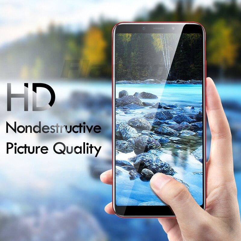 3PCS Camera Lens Tempered Glass For Xiaomi MI 8 9 A2 A3 Lite 9T Pro Screen Protector 1