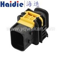 O envio gratuito de 2 conjuntos 8pin vw macho elétrico plugue elétrico automático à prova dwaterproof água plug conector do cabo de fiação 1-1564512-1