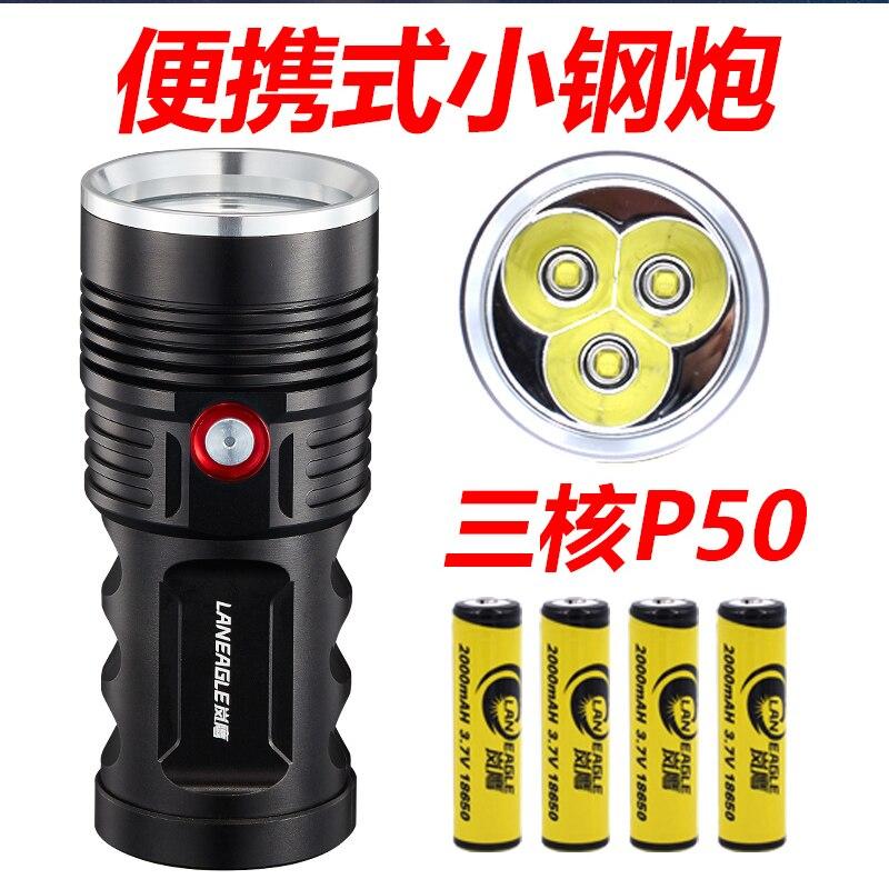 de longa distancia rapida poderosa lanterna recarregavel 02