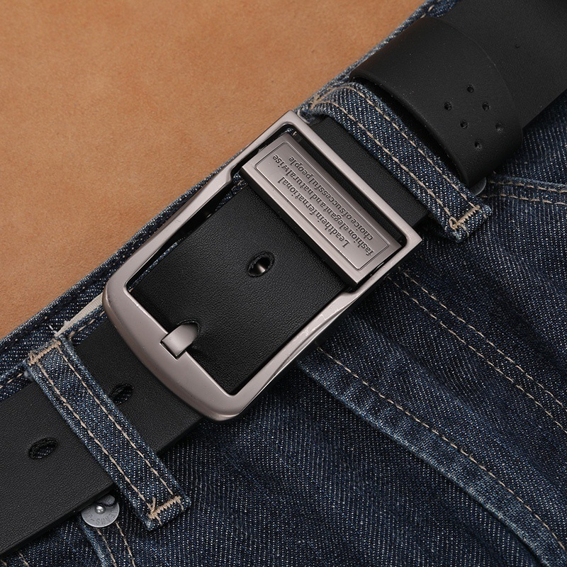 High Quality Cow Genuine Leather Male Belts Big Plus Size Man Belts For Men Real Leather Pin Buckle Jeans Long Waist Strap Belt