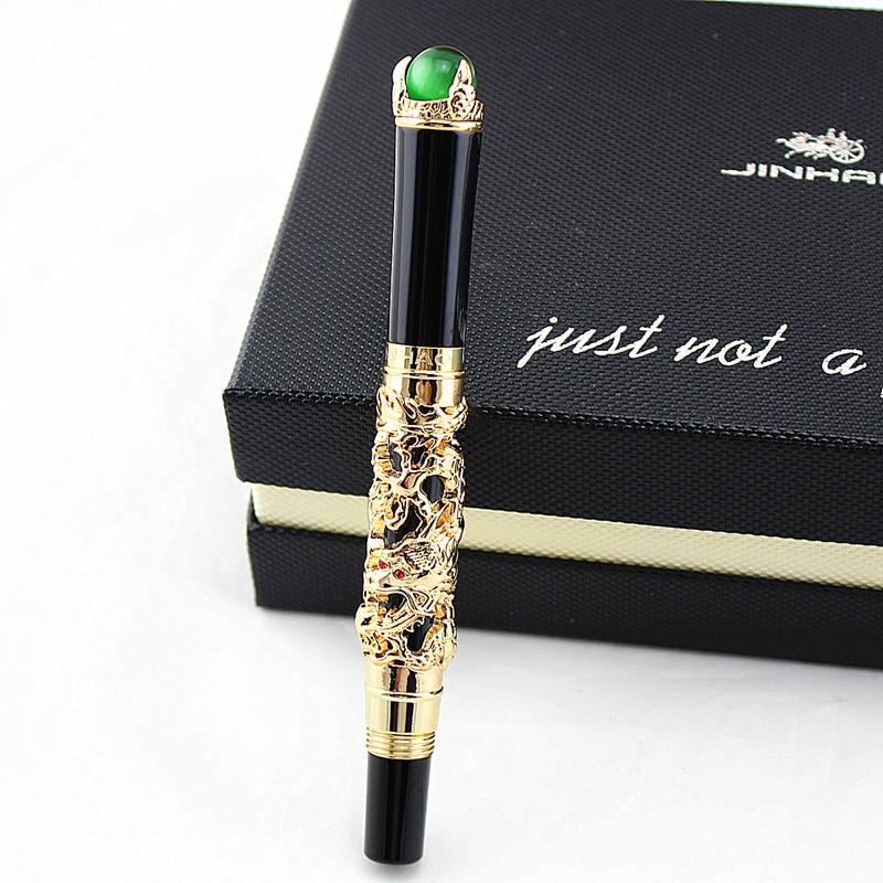 verde grânulo caneta fonte 18kgp médio nib presente coleção canetas