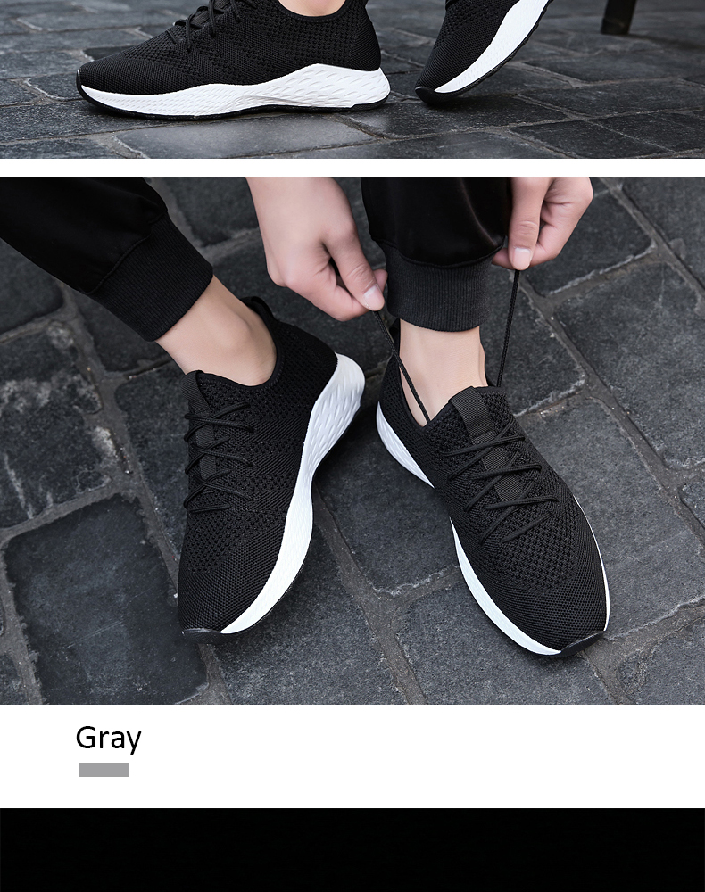H80fa71f9721d47f891911f731bfbd1daI - Men Casual Shoes Men Sneakers Brand Men Shoes Loafers Slip On Male Mesh Flats Big Size Breathable Spring Autumn Winter Xammep