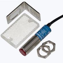 Laser-Sensor Photoelectric-Switch Reflex 2 Sn-4m 10-30VDC Visible-Light Feedback SYM18J-4SN1/4SP1